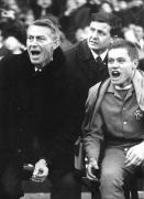 1968 Pokalfinale - Aufregung auf der Bochumer Bank