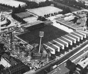 1976 Ruhrstadion Bauphase