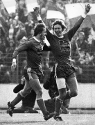 1975/76 VfL- Gladbach 2:0