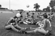 1975/76 VfL Bochum Training