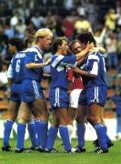 1989/90 VfL - HSV 3-1