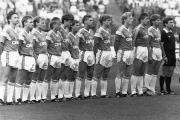 1987/88 Mannschaft Pokalendspiel