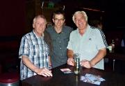2013 mit Jupp Kaczor und Hans Walitza