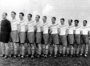 Saison 1953/54 Mannschaftsbild