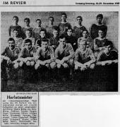 Saison 1968/69 Herbstmeister