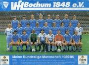Saison 1985/86