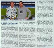 2010/11 Mein VfL Heft Nr.11 - Dariusz Wosz