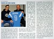 2010/11 Mein VfL Heft 8 - Uwe Leifeld