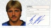 1982/83 Scheckheft Ulli Bittorf
