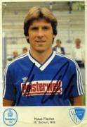 1984/85 Klaus Fischer