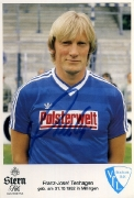1985/86 Franz-Josef Tenhagen