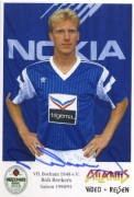 1990/91 GA Rob Reekers
