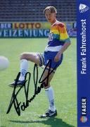 1997/98 Faber Frank Fahrenhorst