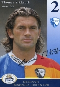 1997/98 Kronen Thomas Stickroth
