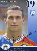 1997/98 Kronen Axel Sundermann