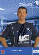 2002/03 mit DWS Andreas Pahl