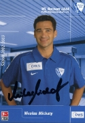 2002/03 mit DWS Nicolas Michaty