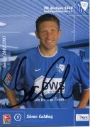 2002/03 mit DWS Sören Colding