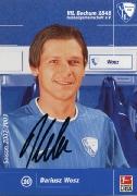2002/03 Ohne DWS Dariusz Wosz