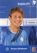 2002/03 Ohne DWS Thomas Christiansen