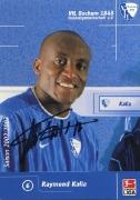 2002/03 Ohne DWS Raymond Kalla