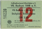 1967/68 Tickets