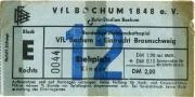 1977/78 - 12 Eintracht Braunschweig