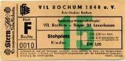 1979/80 Bayer Leverkusen