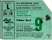 1982/83 Werder Bremen