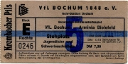 1984/85 Arminia Bielefeld