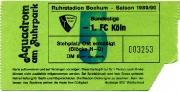 1989/90 1.FC Köln