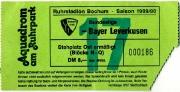 1989/90 Bayer Leverkusen