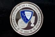 1994 VfL Bochum Silbermünze zum Wiederaufstieg