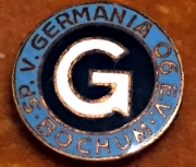 Nadel SV Germania Bochum 06