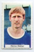 1967/68 Sicker Heinz Höher