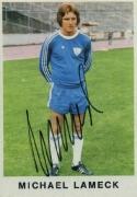 1975/76 Michael Lameck