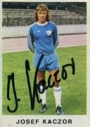 1975/76 Josef Kaczor