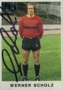 1975/76 Werner Scholz