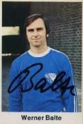 1976/77 Werner Balte