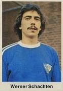1976/77 Werner Schachten