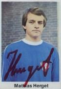1976/77 Matthias Herget