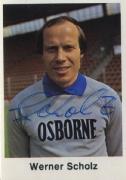1977/78 G Werner Scholz