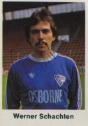 1977/78 G Werner Schachten