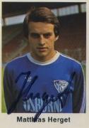 1977/78 G Matthias Herget