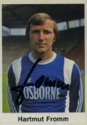 1977/78 G Hartmut Fromm