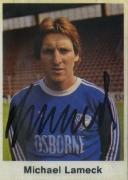 1977/78 G Michael Lameck