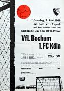 1968 Pokalendspiel Bahnfahrt