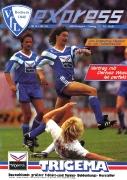 1990/91 - 6 VfB Stuttgart