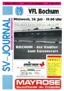 1993/94 SV Meppen Auswärts