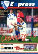 1995/96 - 8 Chemnitzer FC